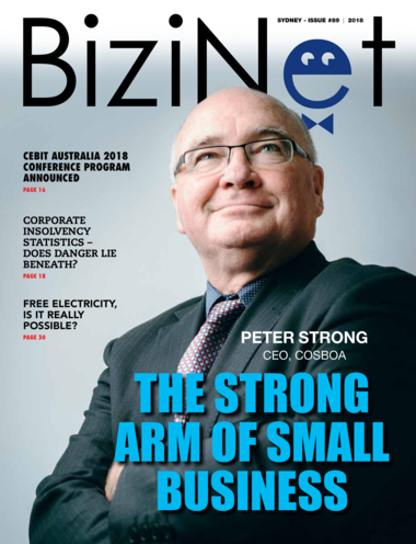 BiziNet Magazine #89 - Mar/Apr 2018