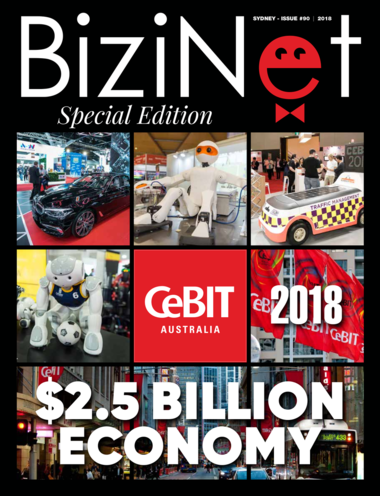 BiziNet Magazine #90 - May/Jun 2018