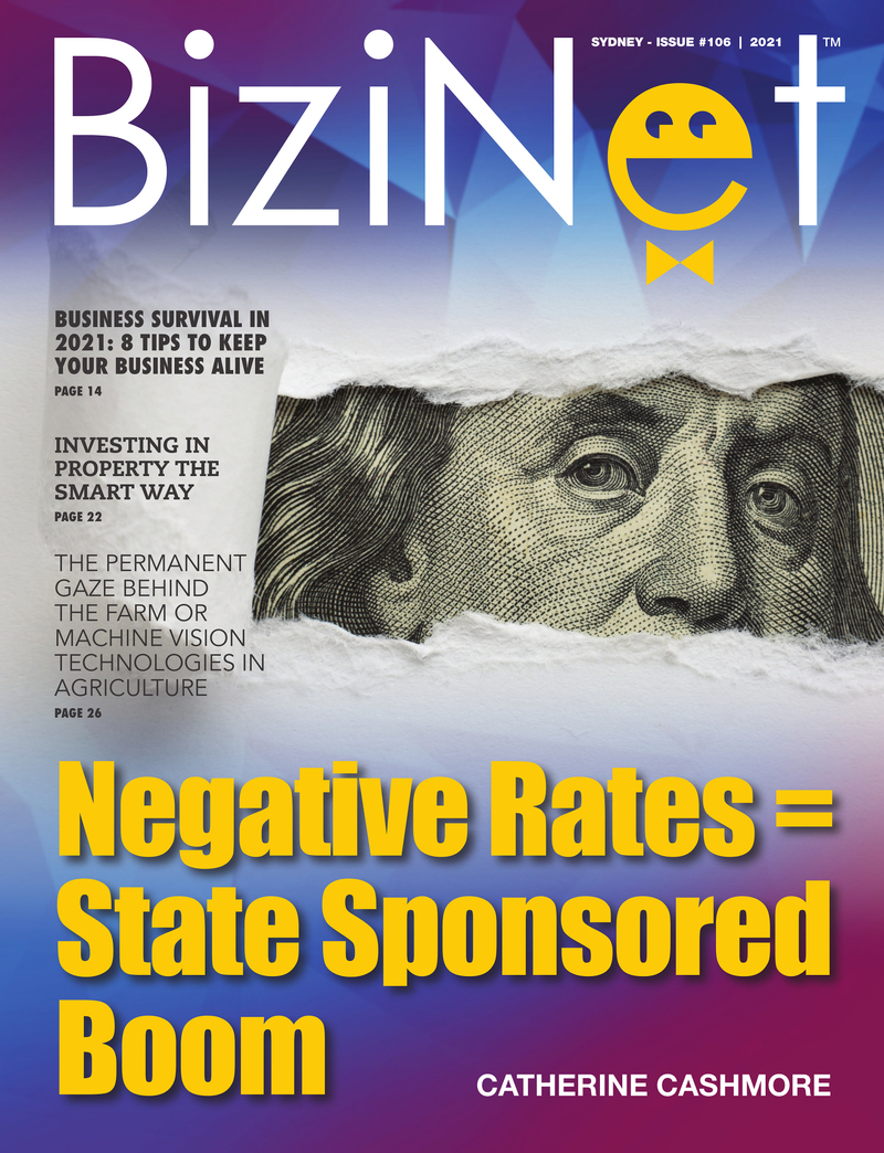 BiziNet Magazine #106 - Feb/Mar 2021